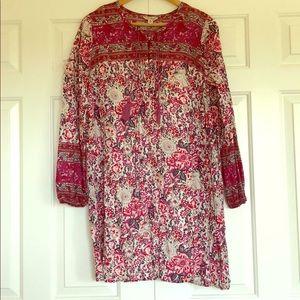 Long sleeve Lucky Brand Dress